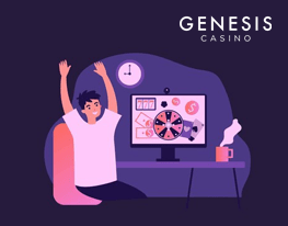 Genesis Casino Free Spins No Deposit Bonus ukbonuscasino.com